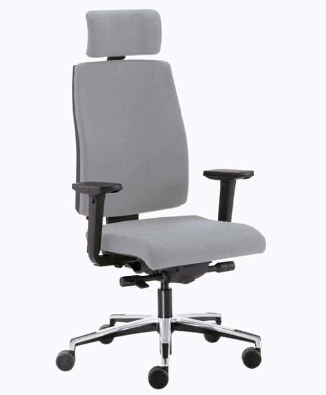 Sedute operative milano vendita sedie e poltrone da for Sedie ufficio milano