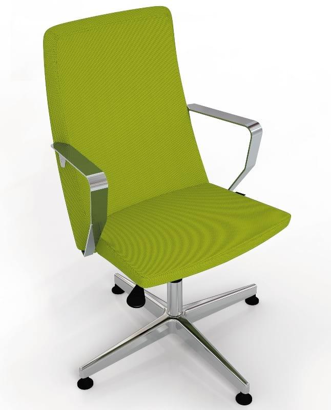 Poltrone da riunione milano vendita sedie e sedute per for Sedute per ufficio
