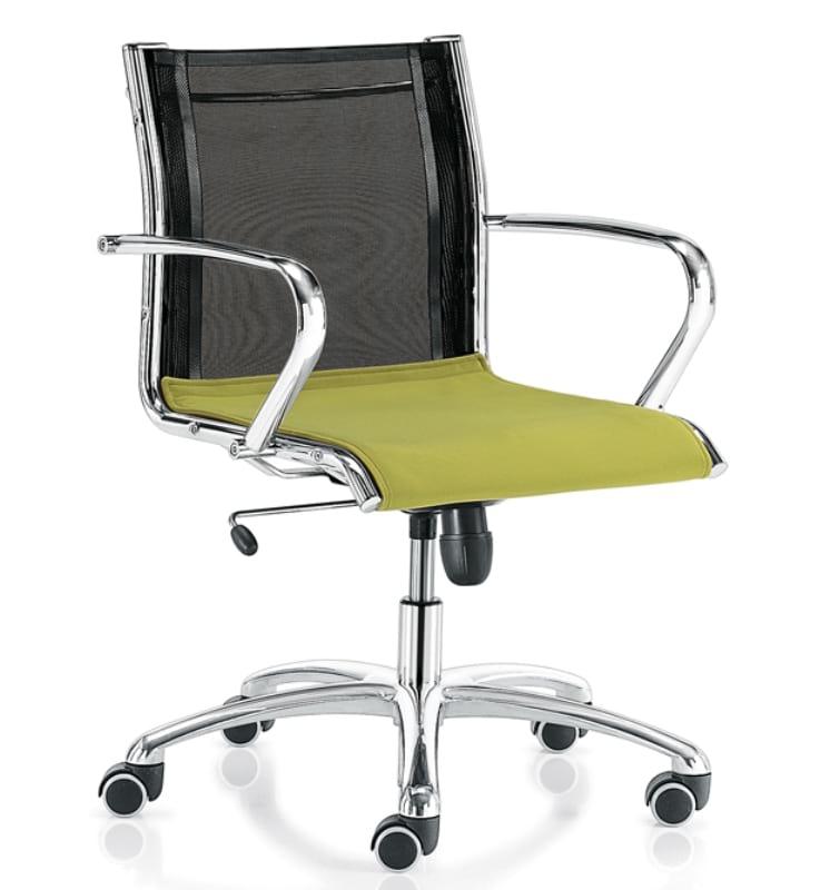Poltrone da riunione milano vendita sedie e sedute per for Vendita sedie ufficio