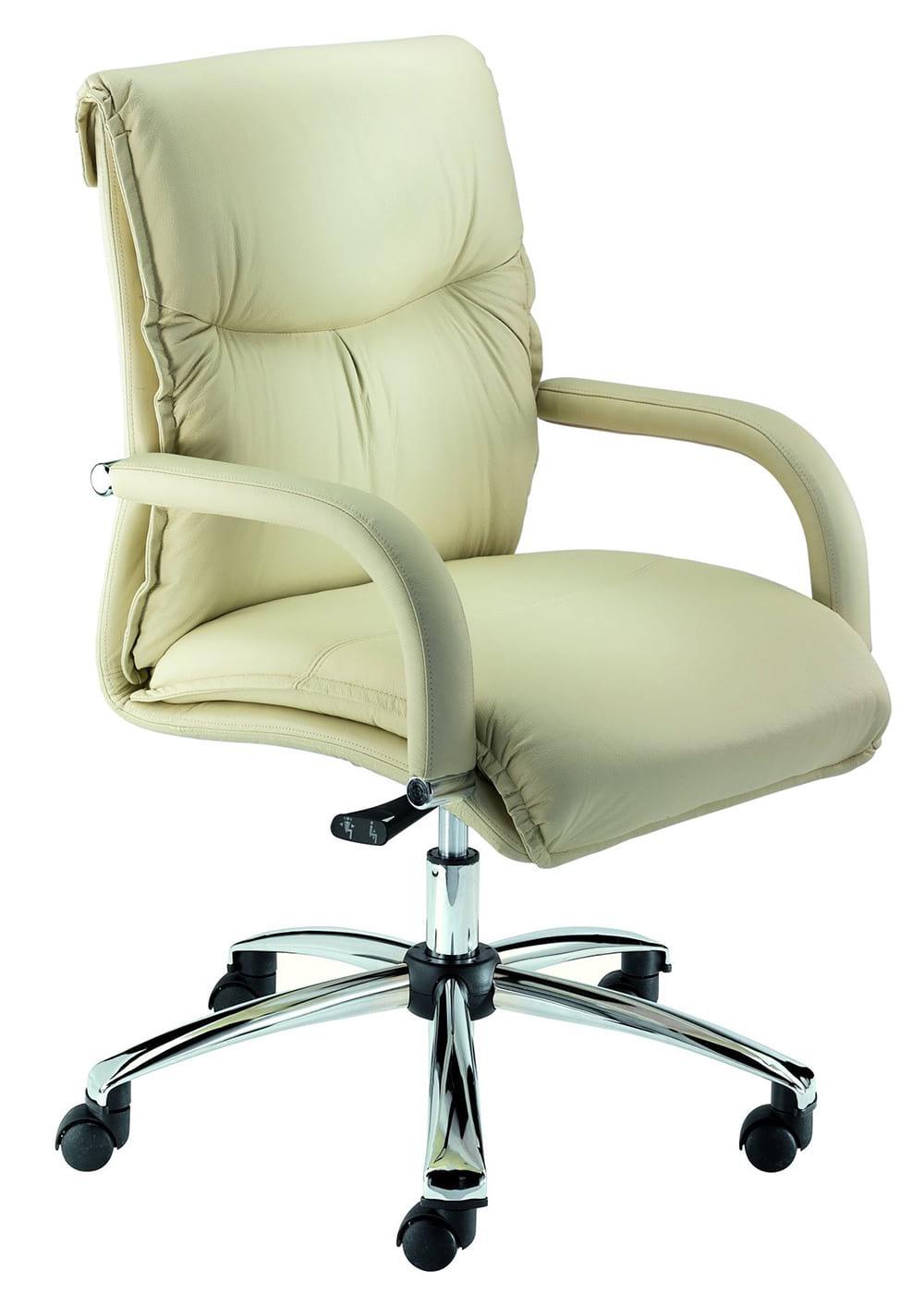Poltrone da riunione milano vendita sedie e sedute per for Sedie per ufficio milano