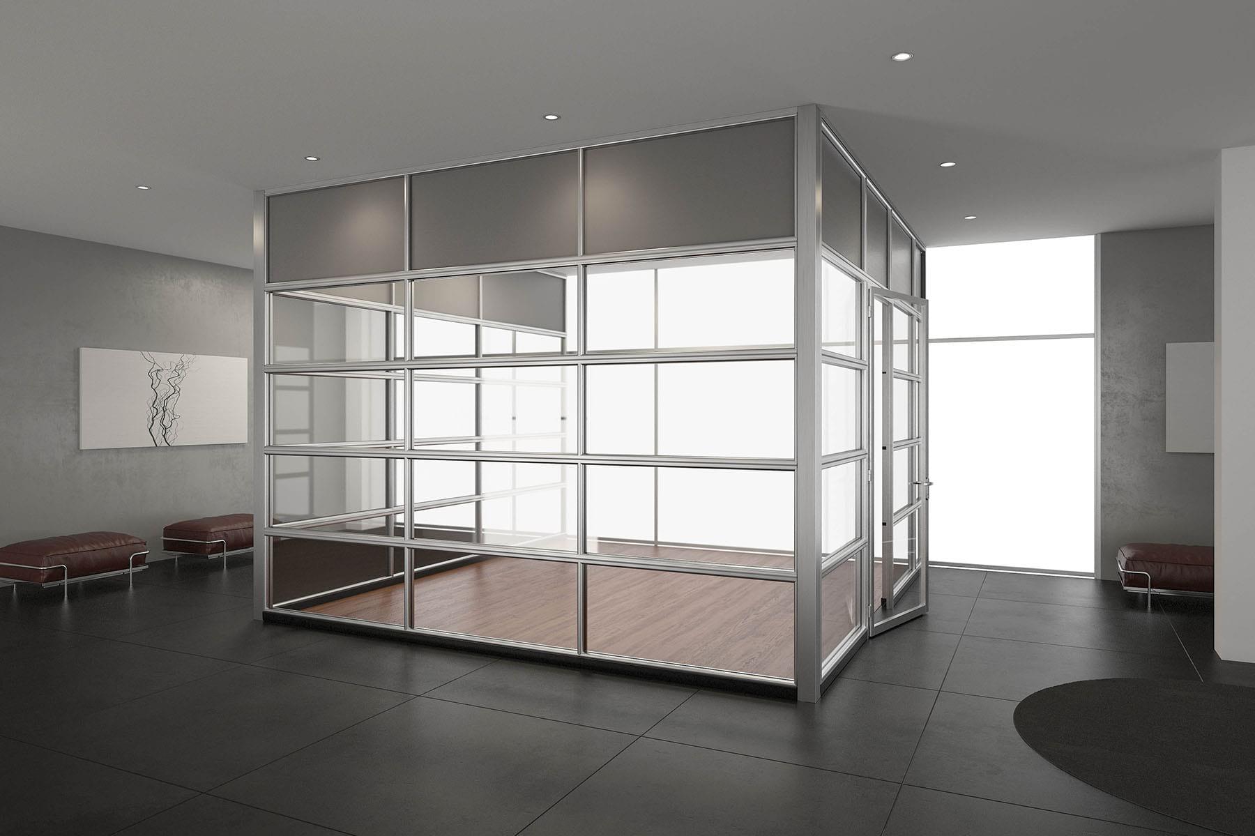 Pareti mobili milano per ufficio pareti attrezzate divisorie e in cartongesso vendita e - Pareti mobili in cartongesso ...